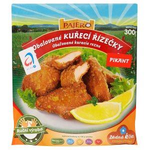 Pajero Obalované kuřecí řízečky pikant 300g