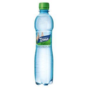 Toma Natura pramenitá voda 0,5l, vybrané druhy