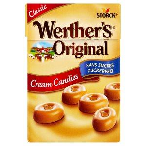 Storck Werther's Original Bonbóny se smetanou 42g