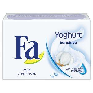Fa mýdlo 90g, vybrané druhy