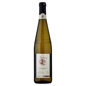 Habánské Sklepy Chardonnay jakostní víno odrůdové suché bílé 0,75l