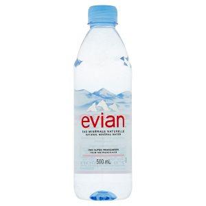 Evian Přírodní minerální voda, nesycená 50cl