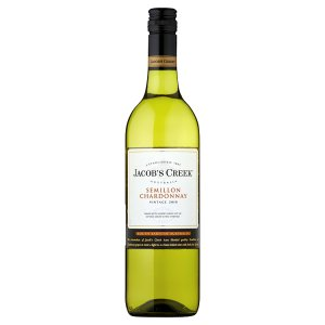 Jacob's Creek Semillon Chardonnay 2010 bílé víno 750ml
