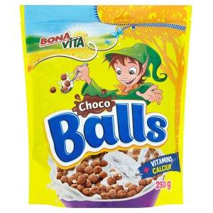 Bona Vita Choco balls cereální kuličky s kakaem 250g