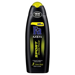 Fa Men Sport Double Power Power Boost Sprchový gel 400ml
