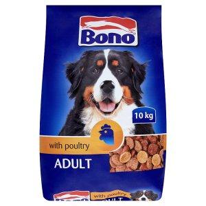 Bono Adult kompletní krmivo pro psy s drůbežím 10kg