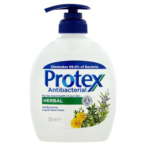 Protex Herbal Tekuté mýdlo 300ml