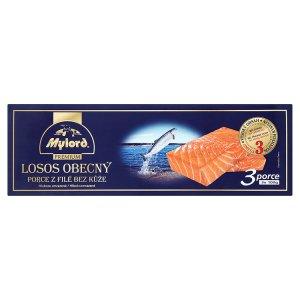Mylord Premium Losos obecný porce z filé bez kůže 300g