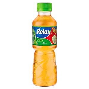Relax 100% jablko 0,3L - 100% jablečná šťáva