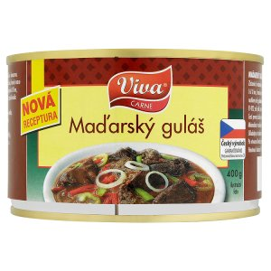 Viva Carne Maďarský guláš 400g