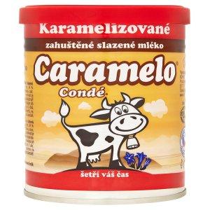 Condé Caramelo slazené plnotučné mléko 397g