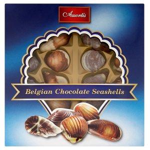 Assortis Belgické mořské plody 250g
