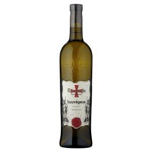 Templářské Sklepy Čejkovice Sauvignon jakostní suché bílé víno 0,75l