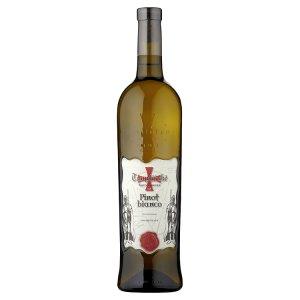 Templářské Sklepy Čejkovice Rulandské bílé jakostní suché bílé víno 0,75l