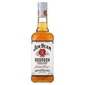 Jim Beam Bourbon whiskey 700ml