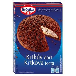 Dr. Oetker Krtkův dort 410g
