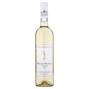 Château Valtice Müller Thurgau 2013 pozdní sběr bílé víno suché 0,75l