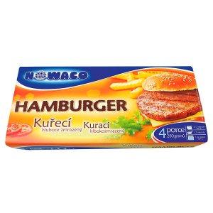 Nowaco Kuřecí hamburger 280g