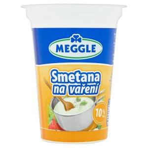 Meggle Smetana na vaření 10% 180ml