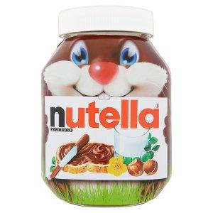 Nutella Ferrero Pomazánka lískooříšková s kakaem 1000g