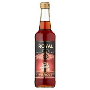 Royal Krásnobřezenský višňový likér 33% 0,5l
