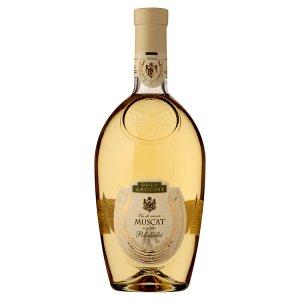 Asconi Gold Muscat bílé víno polosladké 0,75l