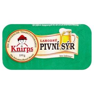 Knirps Lahodný pivní sýr 100g