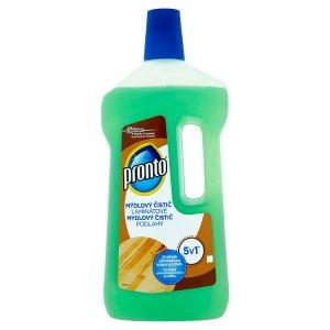 Pronto Mýdlový čistič laminátové podlahy  5v1* 750ml