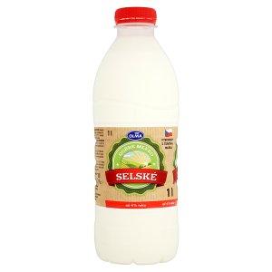 Olma Dobré Mléko Selské 1l