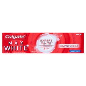 Colgate Max White Zubní pasta 75ml, vybrané druhy