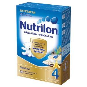 Nutrilon První kaše mléčná vanilková 225g