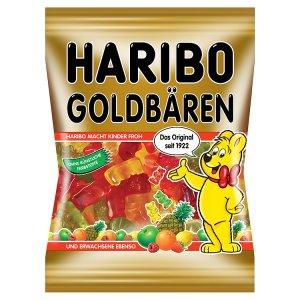 Haribo Goldbären želé s ovocnými příchutěmi 160g