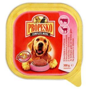 Propesko vanička pro psy 300g, vybrané druhy
