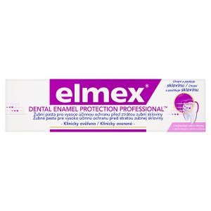 elmex Dental Enamel Protection Professional Zubní pasta 75ml