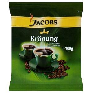 Jacobs Krönung Pražená mletá káva 100g