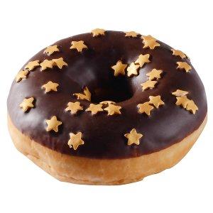 Donut s polevou a hvězdičkami 58g, vybrané druhy