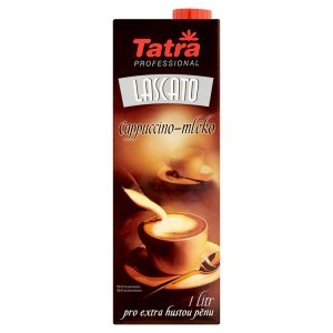 Tatra Professional Lascato cappuccino-mléko 1l