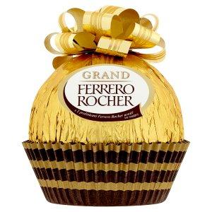 Ferrero Rocher Dutá figurka Velká pralinka 125g
