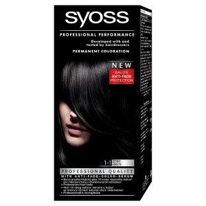 Syoss barva na vlasy, vybrané druhy