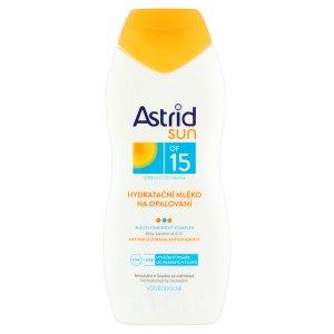 Astrid Sun hydratační mléko na opalování OF 15 200ml