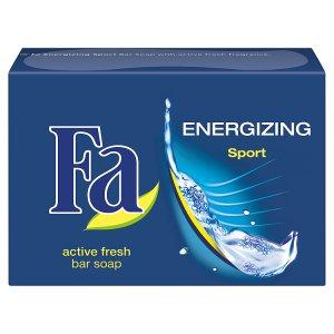 Fa Energizing sport tuhé mýdlo 90g