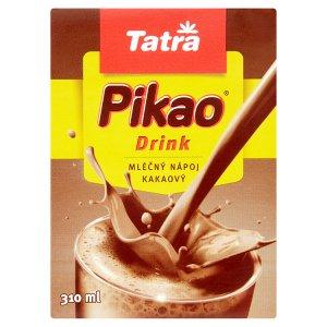 Tatra Pikao drink mléčný nápoj kakaový 310ml