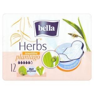 Bella Herbs Plantago Hygienické vložky á 12 ks