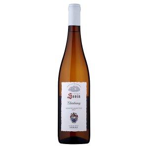 Sovín Chardonnay moravské zemské víno bílé polosladké 0,75l