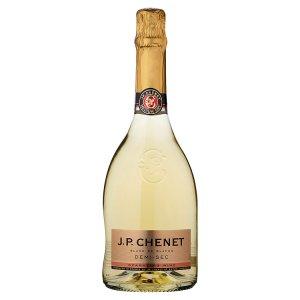 J.P. Chenet Šumivé bílé víno polosuché 750ml