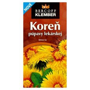 Bercoff Klember Welness Bylinný čaj kořen pampelišky lékařské 20 x 1,2g