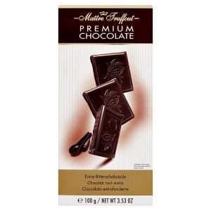 Maître Truffout Premium Chocolate Hořká čokoláda 100g
