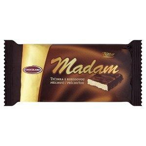 Chocoland Madam Tyčinka s kokosovou příchutí 100g, vybrané druhy