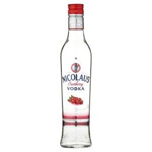 Nicolaus vodka ochucená 0,5l, vybrané druhy