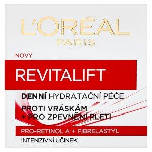 L'oréal Paris Revitalift Denní hydratační péče proti vráskám + pro zpevňení pleti 50ml